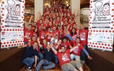 Sevilla Startup Weekend Mayo 2015