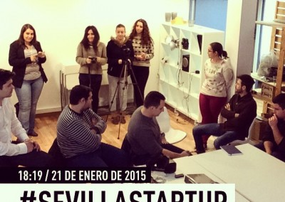 workINcompany Sevilla Startup Café