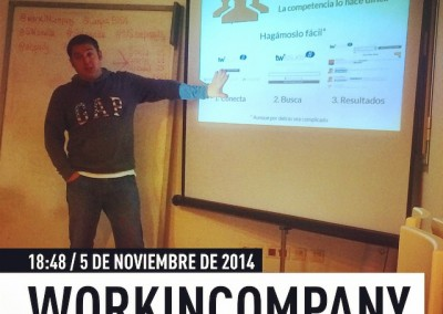 workINcompany Sevilla Startup Weekend 004