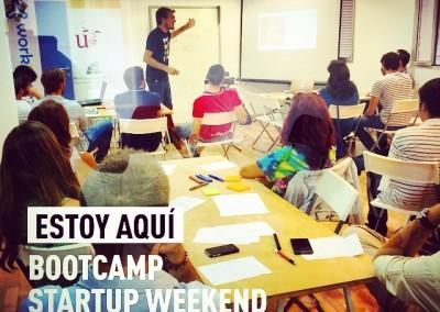 workINcompany Sevilla Startup Weekend
