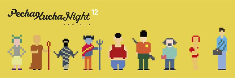 Presentación sobre Coworking en PechaKucha Night Sevilla vol. 12