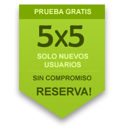 Promoción 5x5 workINcompany