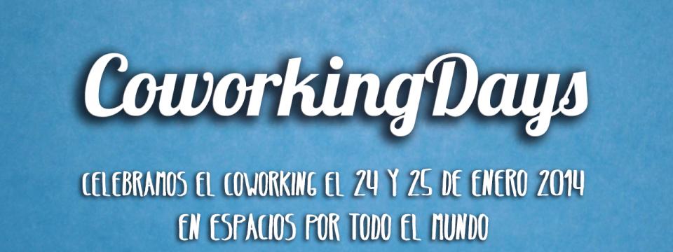 En 2014 vuelve Coworking Days con AECoworking