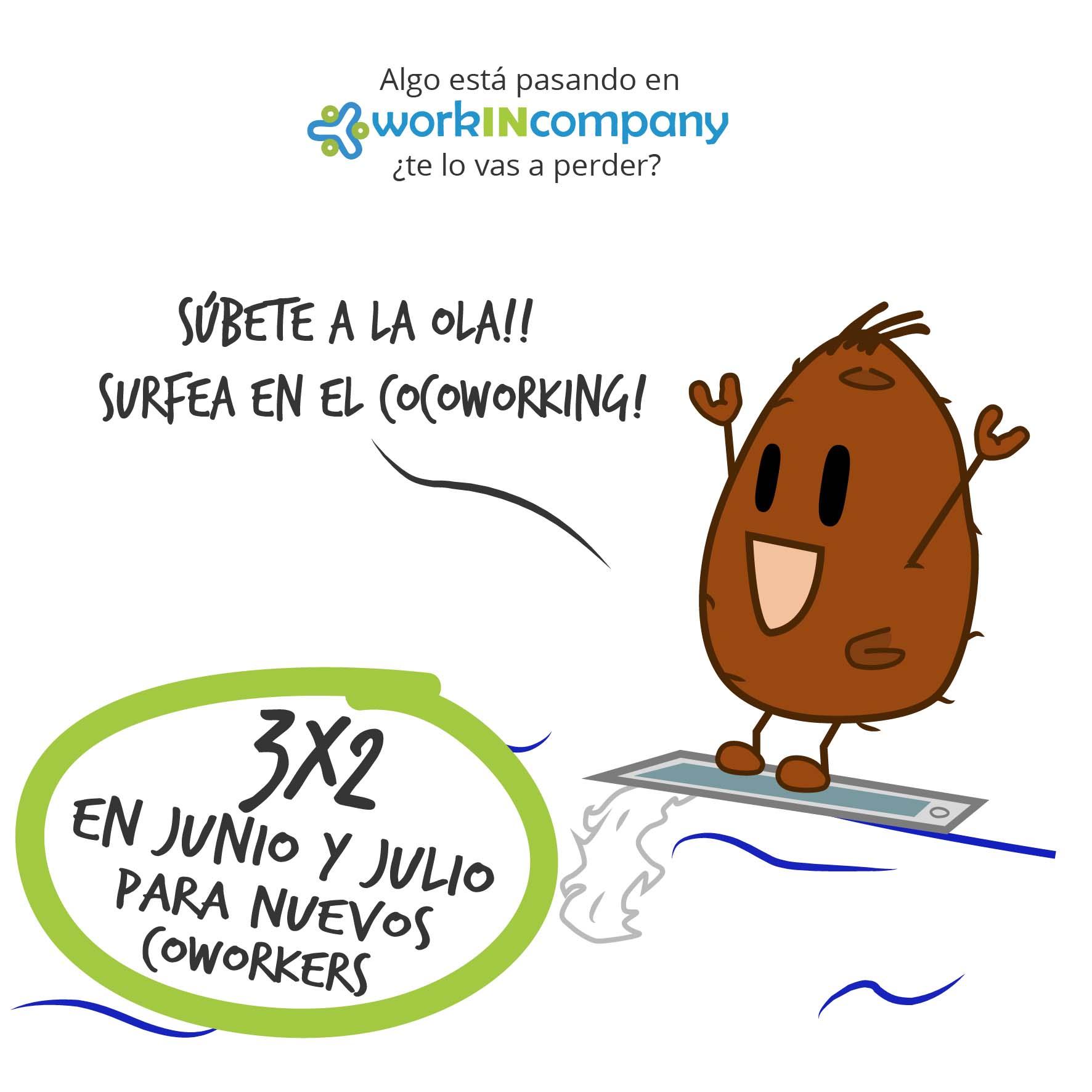 Cocoworker 4 - Surfero