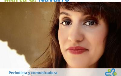 Entrevista a nuestros coworker. Hoy Marta G. Navarro.