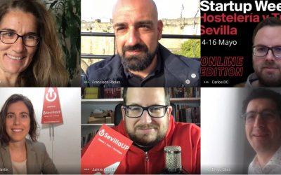 Llega la 21º edición de Sevilla Startup Weekend, el evento del año para los emprendedores.